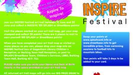 INSPIRE FESTIVAL ART TRAIL
